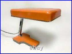 Vintage Mini FASE Lamp Art Deco / Bauhaus Style from Spain -1960's