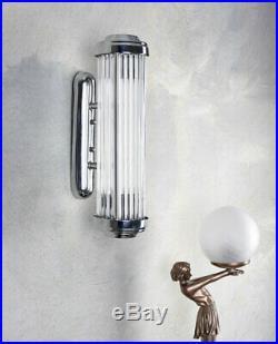 WANDLAMPE Kinolampe ART DECO Designklassiker KINOLEUCHTE BAUHAUS WANDLEUCHTE