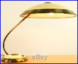 Helo Leuchte Xxl Art Tisch Lese » Deco Lamp Messing Lampe dBrCoWxe