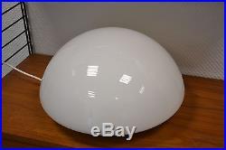 Zeiss Ikon Art Deco Bauhaus Planspiegel Lampe Opalglas